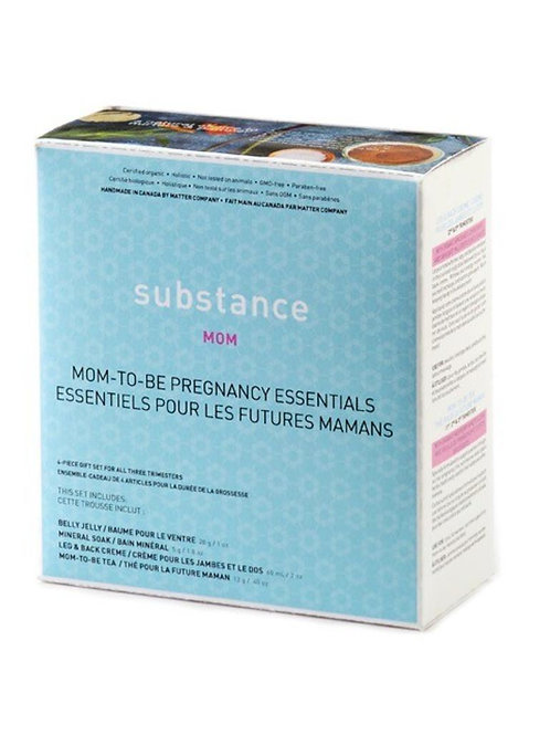 Substance Mom to Be Pregnancy Essentials