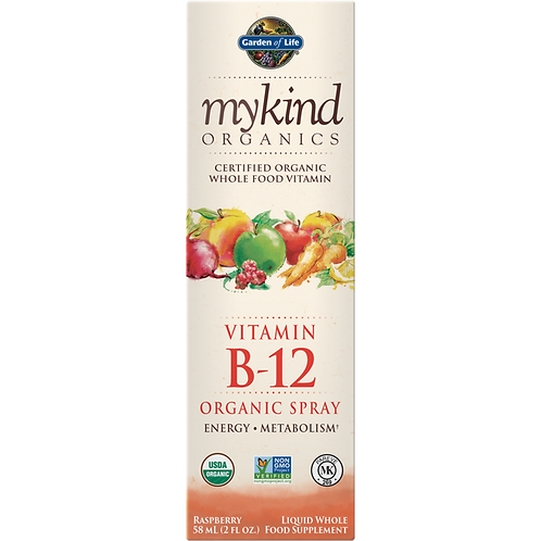 Garden of Life My Kind Organics B12