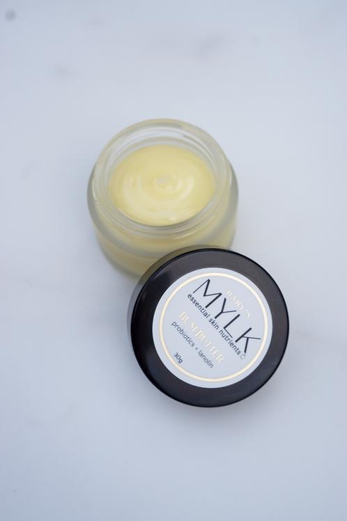 Baby's MYLK Bum Butter, Probiotics + Lanolin