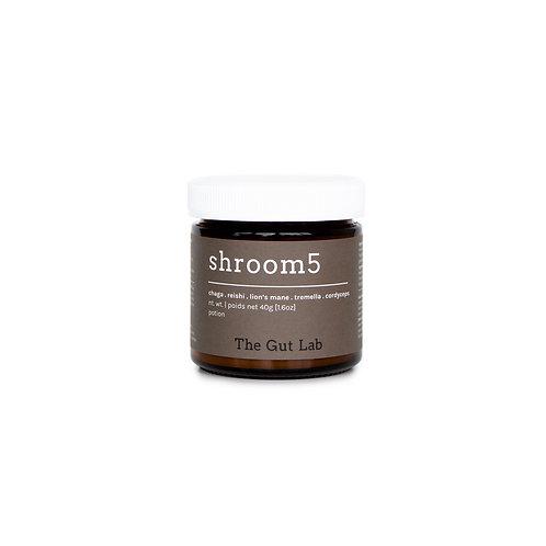 The Gut Labs Shroom5