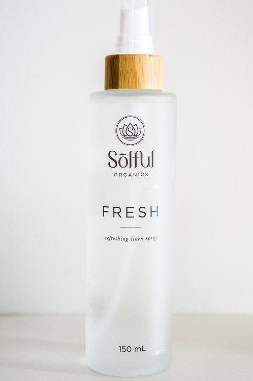 Sōlful Fresh Linen Spray