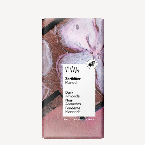 Vivani Dark Almonds