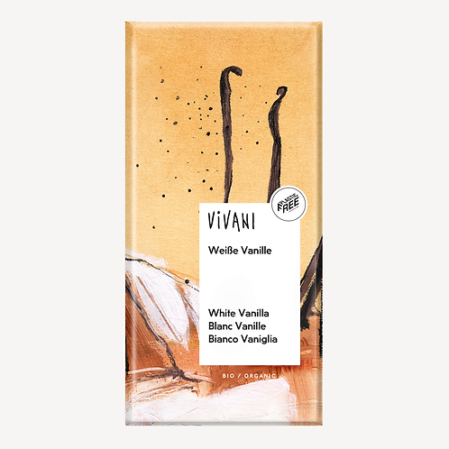 Vivani Organic White Vanilla Chocolate