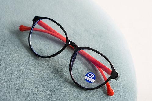 Cramilo Kids Eyewear - Black & Red