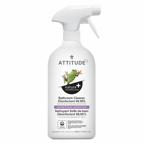 ATTITUDE Bathroom Cleaner Disinfectant 99.99%