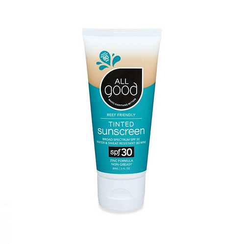 All Good Tinted Sunscreen SPF 30