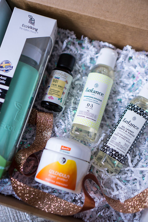 Euro Luxe Baby Box