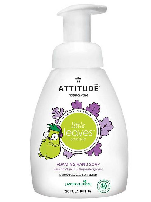 ATTITUDE Foaming Hand Soap - Vanilla Pear