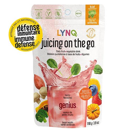 LYNQ Genius Fruit + Vegetable Drink