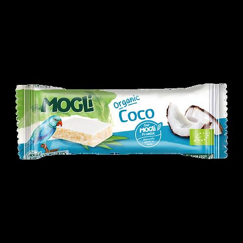 Mogli Organic Coconut Bar