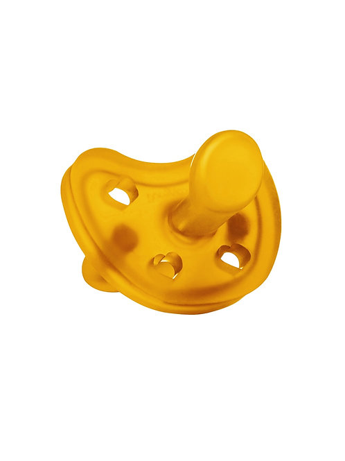 EcoViking Rubber Pacifier Orthodontic,  6-12 months
