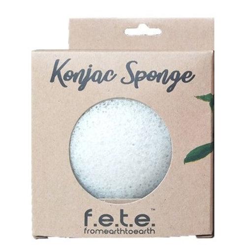 F.E.T.E Konjac Sponge