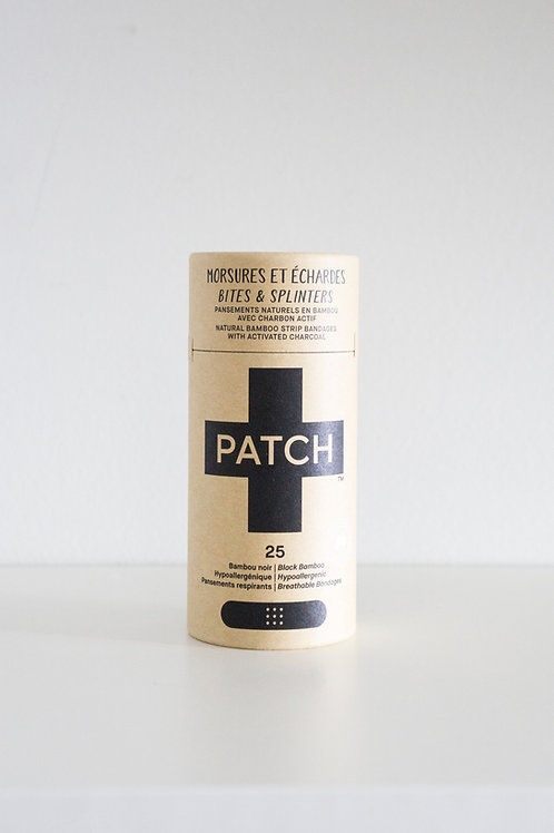 PATCH Activated Charcoal Bandage