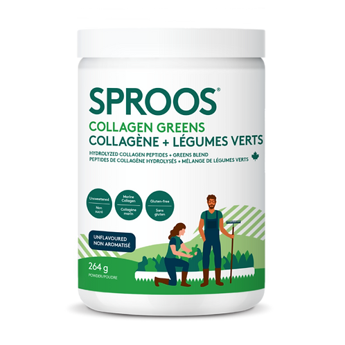 Sproos Collagen Greens