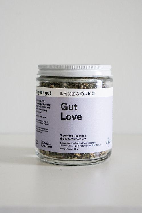 LAKE & OAK Gut Love