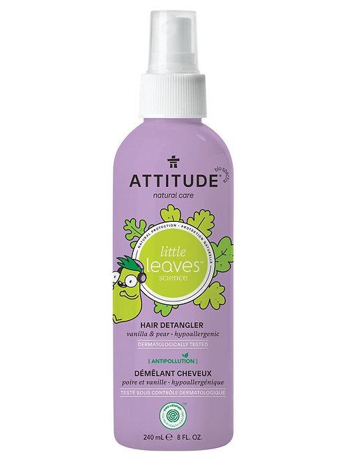 ATTITUDE Hair Detangler Vanilla Pear
