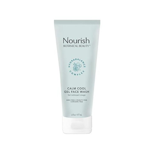 Nourish Calm Cool Gel Face Wash