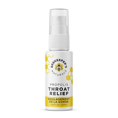 Bee Keeper's Naturals Propolis Throat Relief