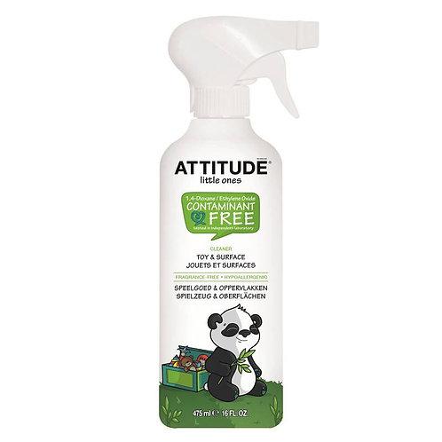 Attitude Toy & Surface