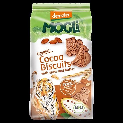 Mogli Organic Cocoa Biscuits
