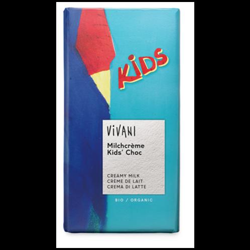 Vivani Kids Organic Creamy Milk Chocolate