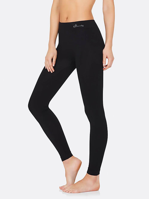 Boody Wear Full Leggings - Small, Black