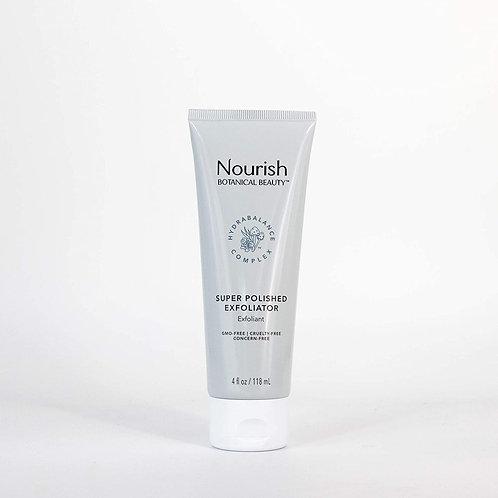 Nourish Botanical Beauty Super Polished Exfoliator