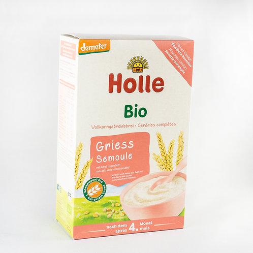 Holle Semolina (German) Porridge