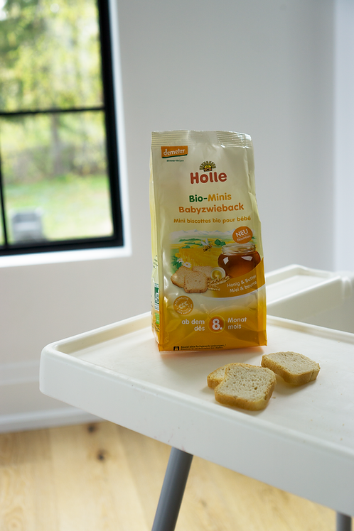 Holle Baby Mini Rusks