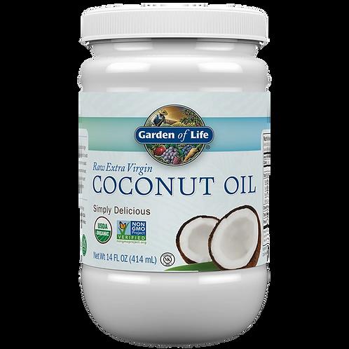 Garden of Life  Organic Raw Extra Virgin Coconut Oil
