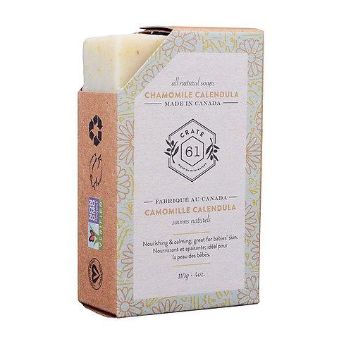 Crate 61 Soap Bar - Camomille Calendula
