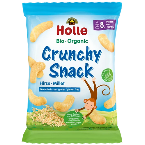 Holle Crunchy Snack