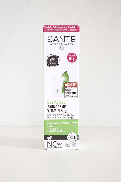 SANTE Organic B12 Toothpaste