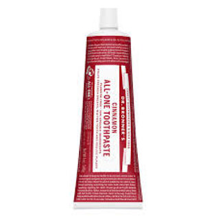 Dr. Bronner's All-One Toothpaste (Cinnamon)