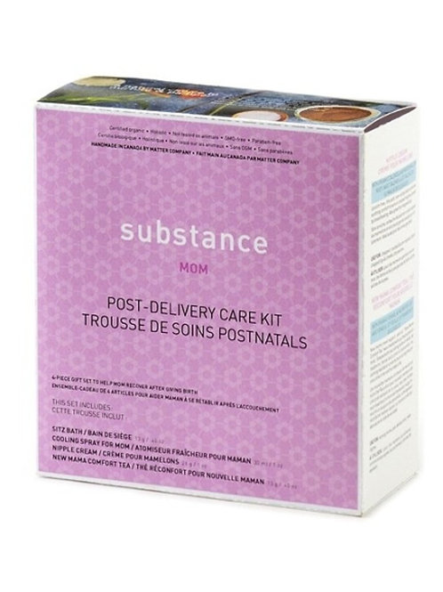 Substance Mom Post Delivery Care Kit