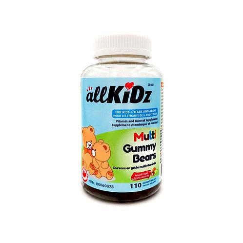 allKidz Multi Gummy Bears