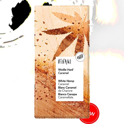 Vivani Organic White Hemp Caramel Chocolate