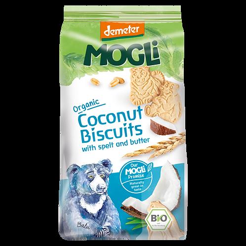 Mogli Organic Coconut Biscuits