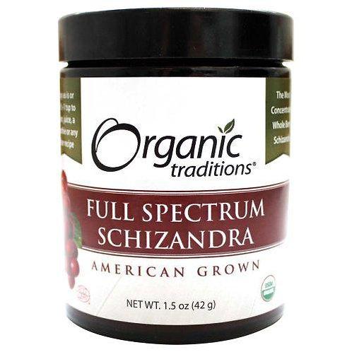 Organic Traditions Full Spectrum Schizandra