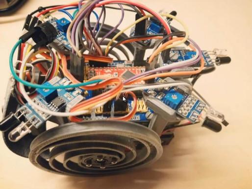 VIDEO Il robot apprende da solo: cenni di A.I. Parte 2