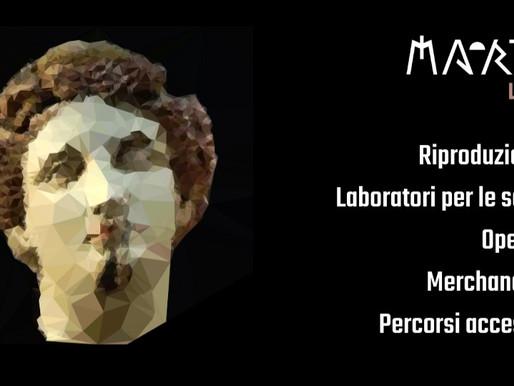 PaLEoS news: nuova prestigiosa collaborazione con il Museo Archeologico Nazionale di Taranto - MArTA