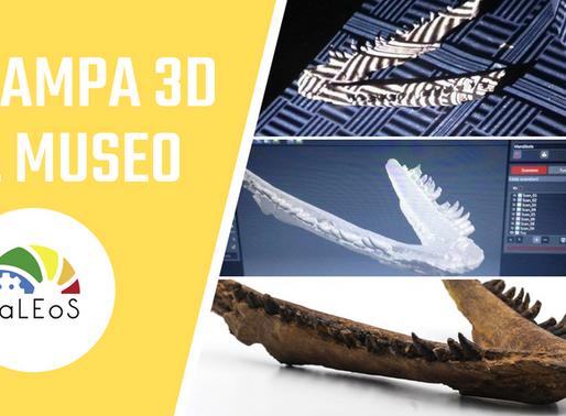 Stampa 3D al Museo