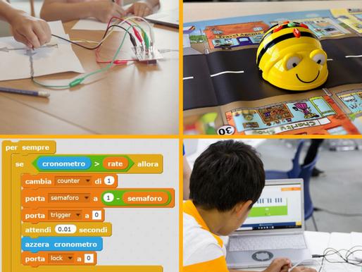 A ogni età il suo coding, 5-15 anni webinar gratuito