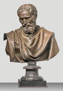 busto Michelangelo