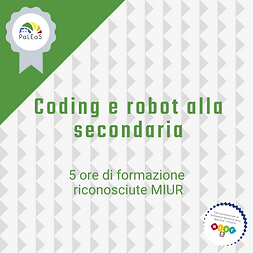 Copia di Copia di coding e robot primari