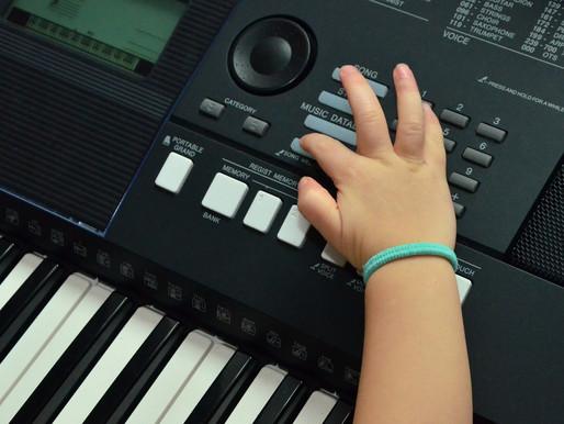 Musica accessibile a scuola