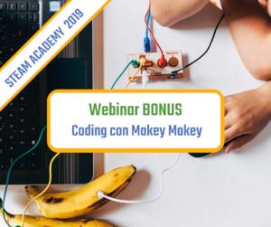 Coding con Makey Makey