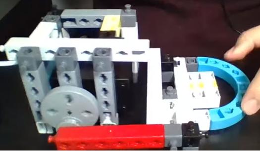 Engino robot bruco