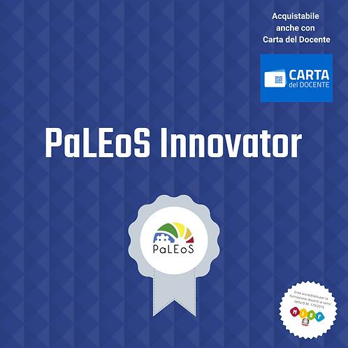 PaLEoS Innovator (Tutti i corsi a vita + stampante 3D e robot EDUino)