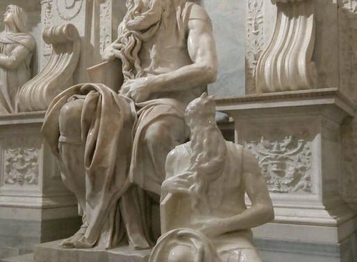 Tomba di Giulio II e Mosè di Michelangelo